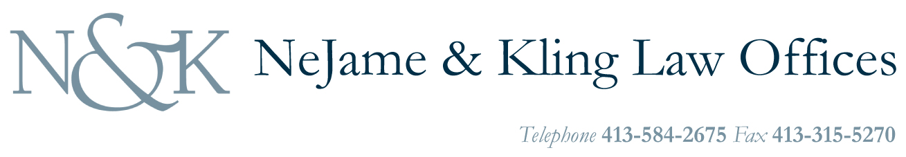 NeJame & Kling Law Offices Logo